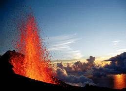 © La Réunion, entre cirques et volcan