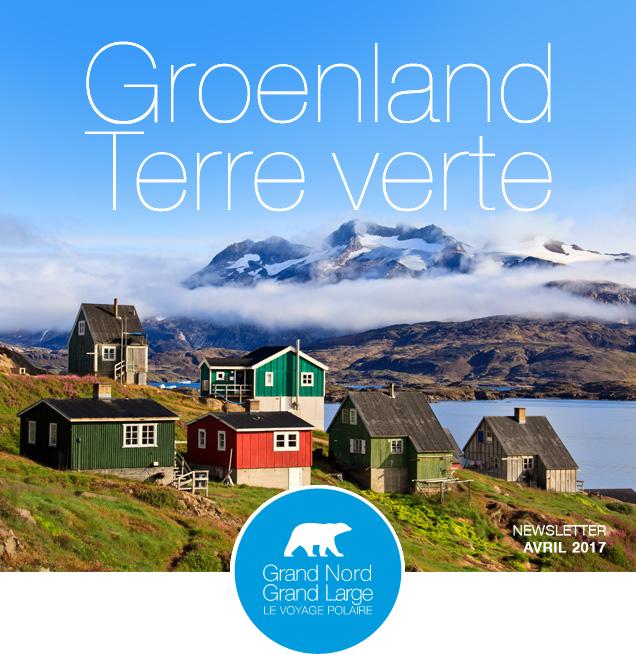 Groenland - Terre verte © Bill Fletcher