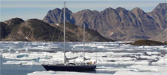De Longyearbyen à Tromso © Jean-Baptiste Pigot
