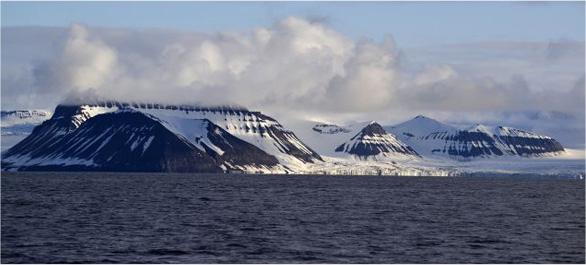Les trésors de l'Isfjord © Christophe Vanquathem