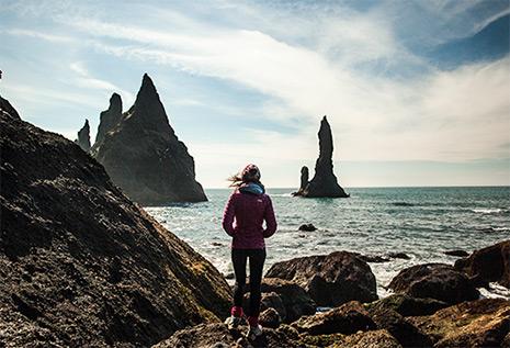Le sud de l'Islande © Quentin Gaudillière