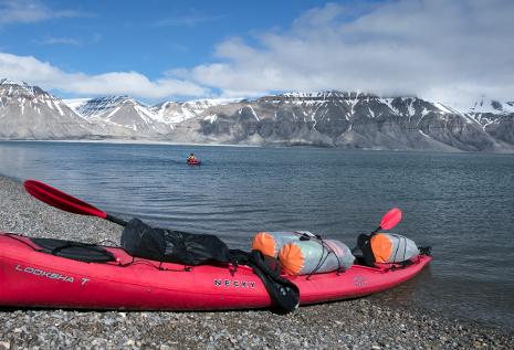 Les glaciers de l'Isfjord © Betty Arnavielhe
