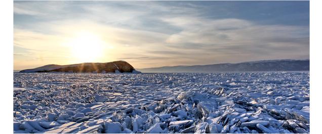 On a marché sur la glace © Jean-Marc Blache