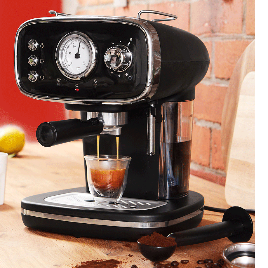 You Could Win An Espresso Machine Lidlcouk