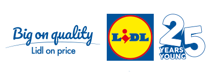 Lidl Big on quality Lidl on price
