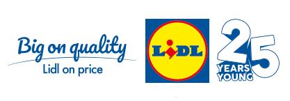 Lidl Big on quality Lidl on price