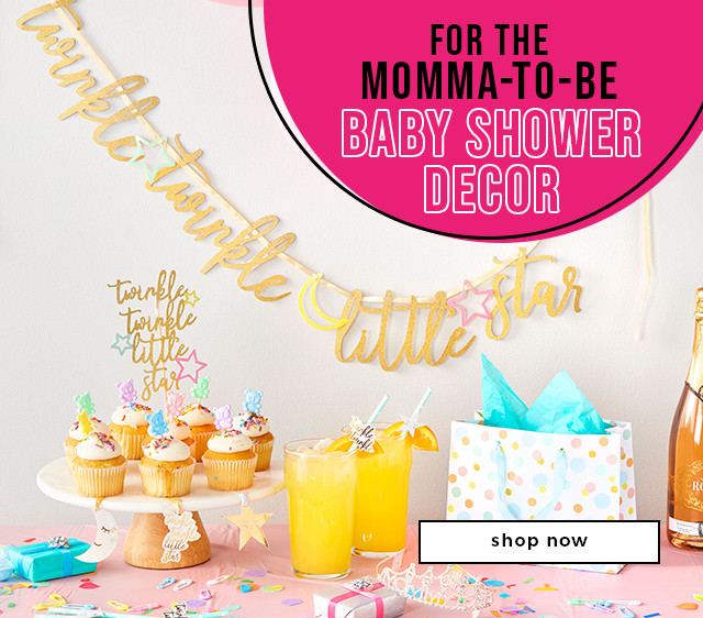 For The Momma-To-Be: Baby Shower Decor
