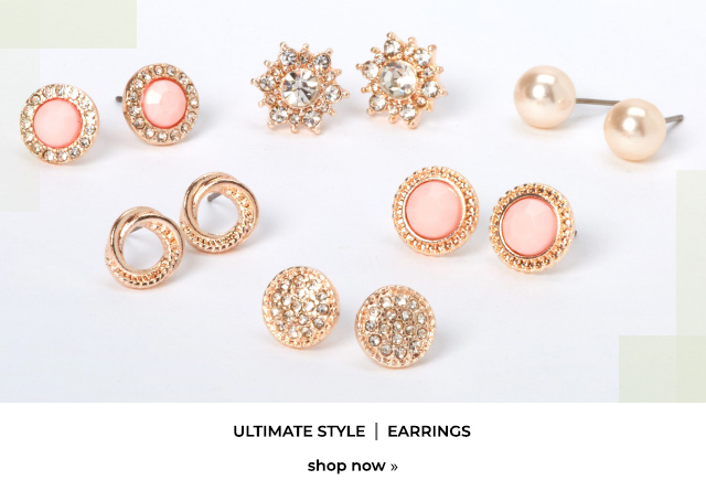 Ultimate Style Earrings