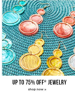 Up To 75% OFF Hot Jewelry
