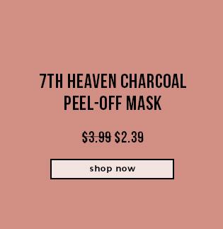 NAME: 7TH HEAVEN CHARCOAL PEEL-OFF MASK