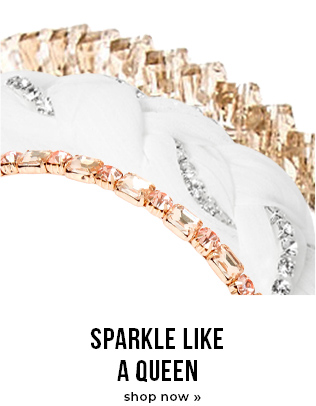 Sparkle like a queen