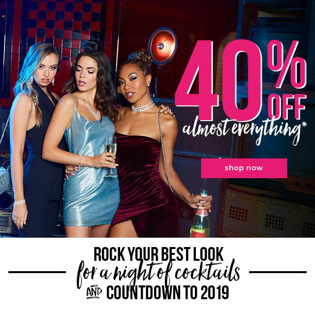 34efc6efb80 Icing - 40% Off | Girls Night Out