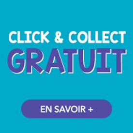 Click & Collect GRATUIT