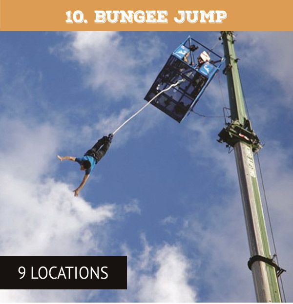 Bungee Jump Experience - Only £69
