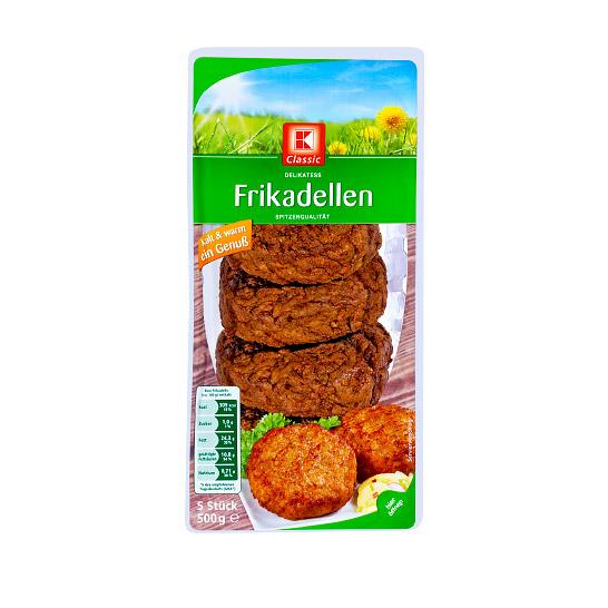 K-Classic - Delikatess-Frikadellen