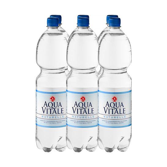 Aqua - Vitale Mineralwasser
