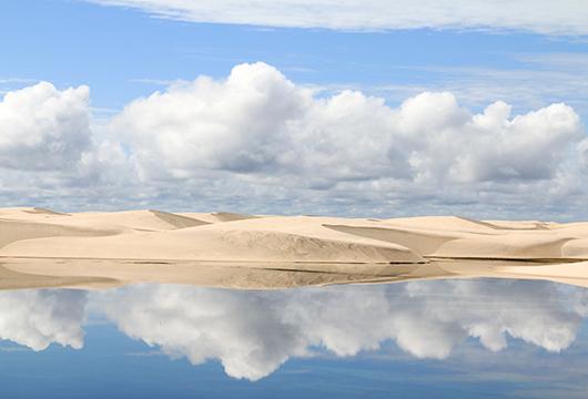 Le désert des Lençóis Maranhenses