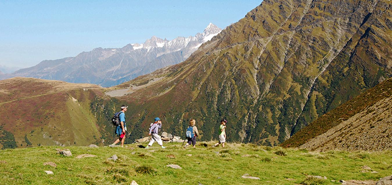 Voyager en famille © Savoie Mont Blanc/Flandin/OT Savoie