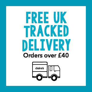 Free UK Tracked Delivery